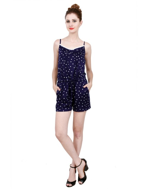 The Polka Queen Romper