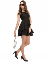 Day Dream Dress-Black